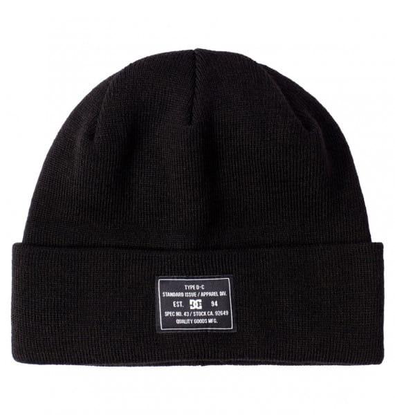 Черные шапка-бини frontline