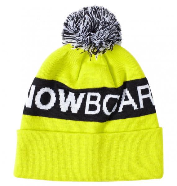 Желтые шапка-бини chester