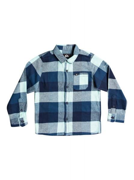 Мал./Мальчикам/Одежда/Рубашки и поло Детская рубашка с длинным рукавом Motherfly 2-7