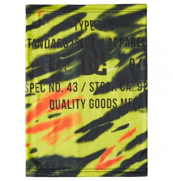 Серая шарф-воротник canvas