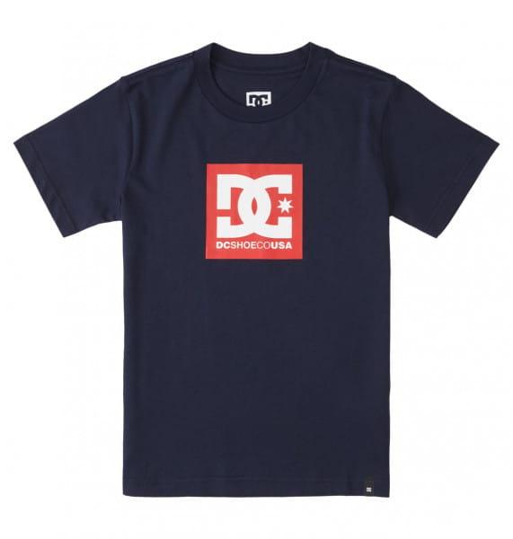 Мал./Мальчикам/Одежда/Футболки и майки Детская футболка DC Square Star