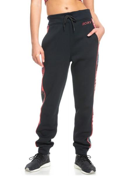 Черный спортивные штаны you are so cool