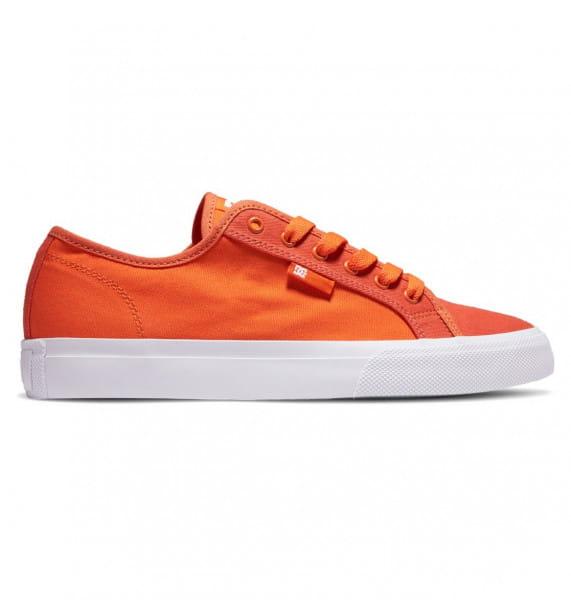 Оранжевые кеды manual