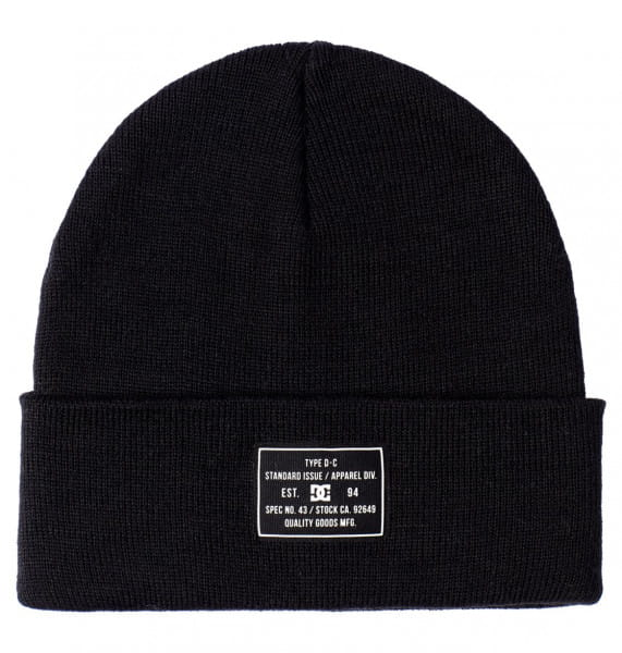 Детская шапка-бини Label