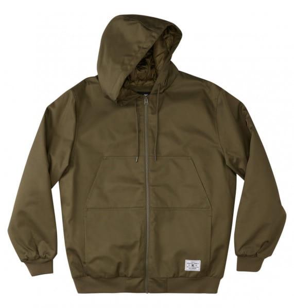 Мужская утепленная куртка с капюшоном Rowdy