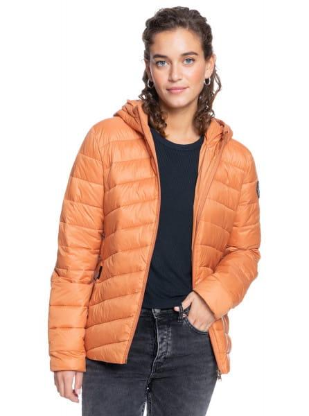 Оранжевый легкая куртка coast road