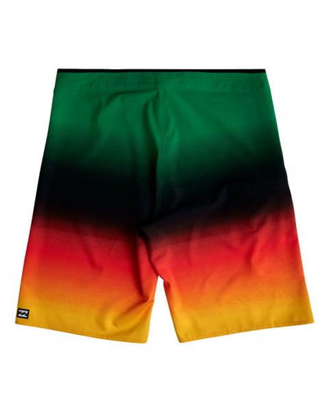 "Муж./Одежда/Плавки и шорты для плавания/Шорты для плавания Мужские бордшорты Fluid Airlite 20"""