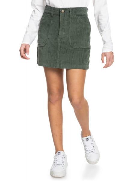 Зеленый юбка amazing break