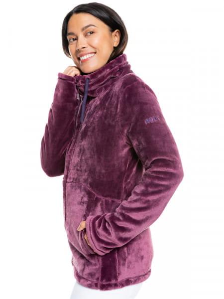 Жен./Одежда/Толстовки и флис/Флисовые толстовки Толстовка на молнии с воротником Tundra