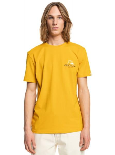 Желтый футболка dream voucher