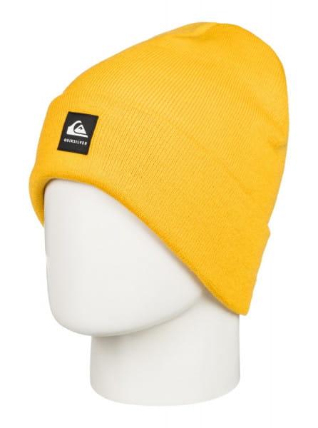 Желтые шапка-бини brigade
