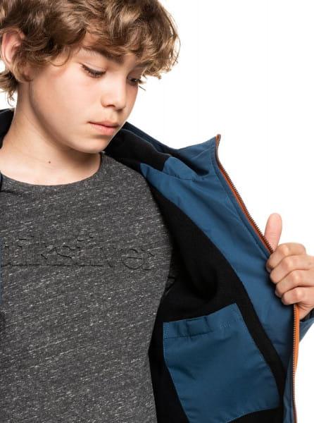 Мал./Мальчикам/Одежда/Демисезонные куртки Детская водостойкая парка Waiting Period