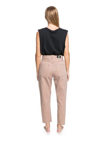 Жен./Одежда/Джинсы и брюки/Джинсы-мом Женские джинсы-мом Quiksilver Womens Infinity Time
