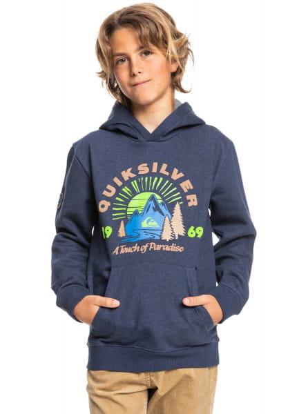 Детское водостойкое худи Big Logo Snow