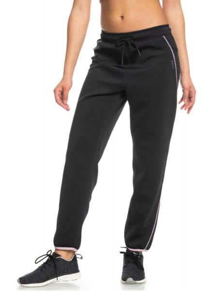 Черный спортивные штаны belong to the sun