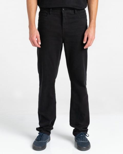Муж./Одежда/Джинсы и брюки/Прямые джинсы Мужские джинсы стандартного кроя E02
