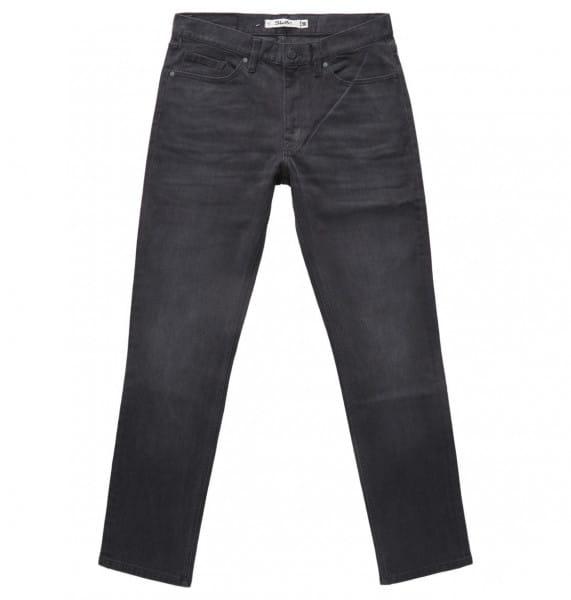 Бежевые джинсы worker slim fit