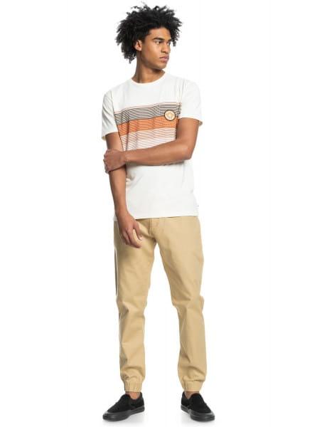 Муж./Одежда/Футболки, поло и лонгсливы/Футболки Футболка New Stripes