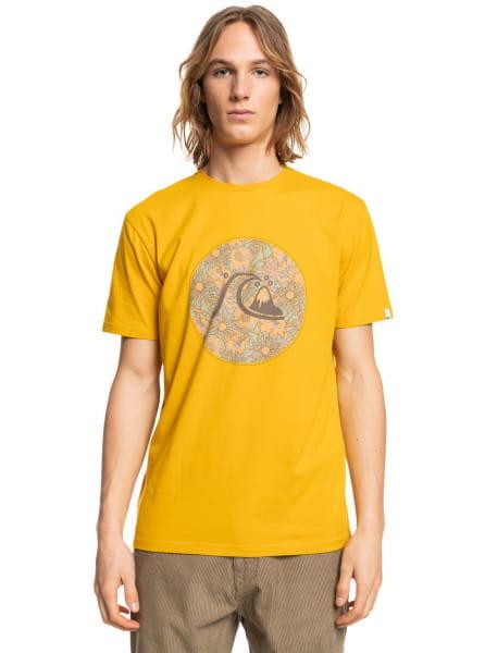 Желтый футболка jungle boogie