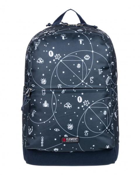 Голубой мужской средний рюкзак vast 20l