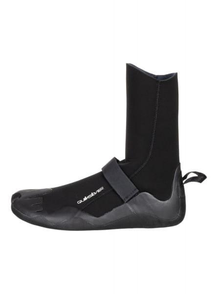 Черный неопреновые ботинки 3mm everyday sessions