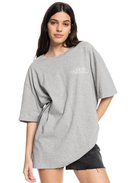 Бирюзовый футболка island breeze friend