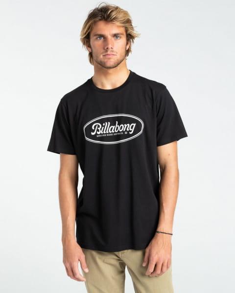 Бордовый мужская футболка state beach