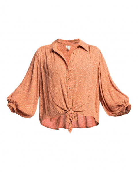 Жен./Одежда/Блузы и рубашки/Рубашки с коротким рукавом Женская рубашка Easy Beat