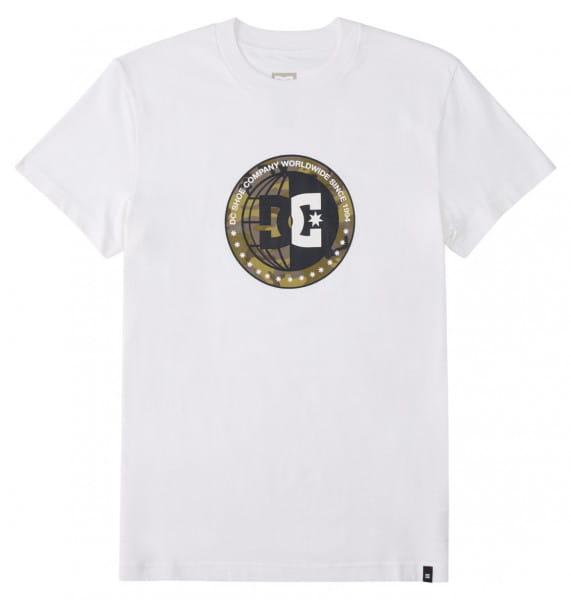 Белый футболка half way