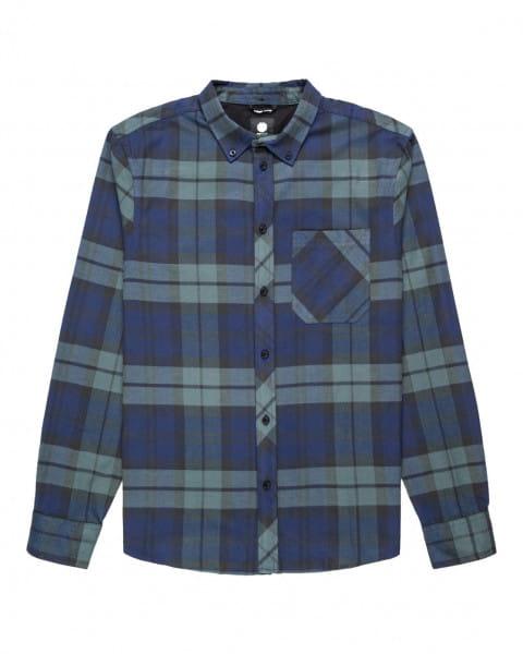 Муж./Одежда/Рубашки/Рубашки с длинным рукавом Мужская фланелевая рубашка Lumber