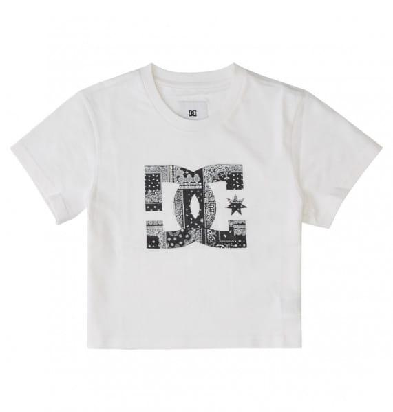 Укороченная футболка Bandana Fill Star