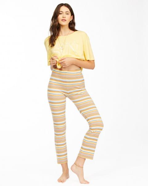 Жен./Одежда/Джинсы и брюки/Брюки повседневные Женские расклешенные брюки Good Times