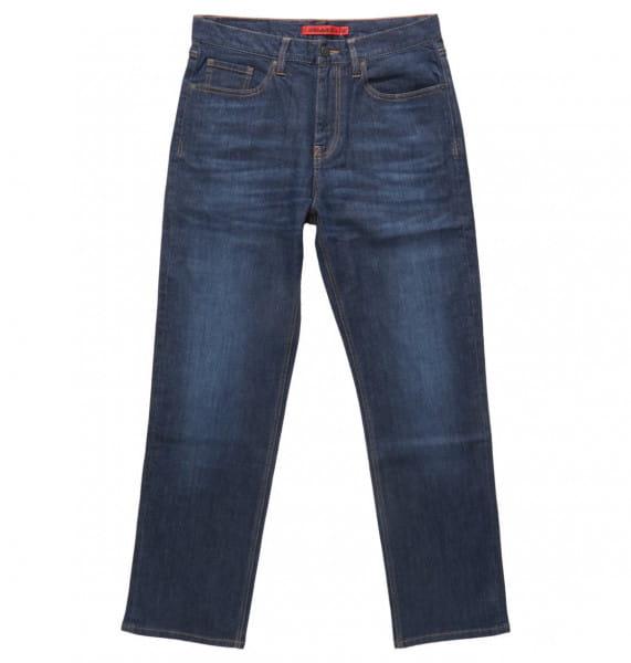 Бежевый джинсы worker relaxed fit
