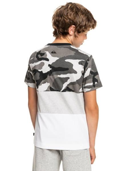 Мал./Мальчикам/Одежда/Футболки и майки Детская футболка из органического хлопка Essentials Block