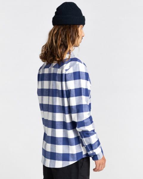 Муж./Одежда/Рубашки/Рубашки с длинным рукавом Мужская фланелевая рубашка Tacoma