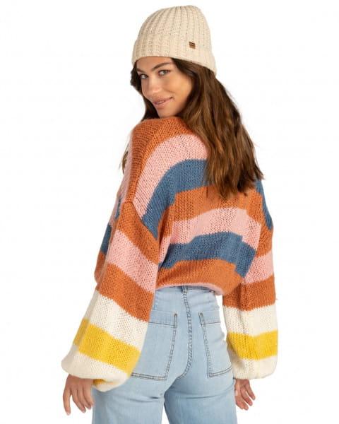 Жен./Одежда/Кардиганы, свитеры и джемперы/Свитеры и джемперы Женский укороченный джемпер Soft Wind