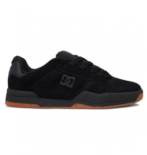 Черные кроссовки central