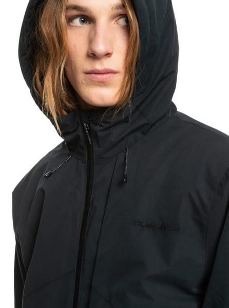 Муж./Одежда/Верхняя одежда/Демисезонные куртки Водостойкая куртка New Brooks 5K
