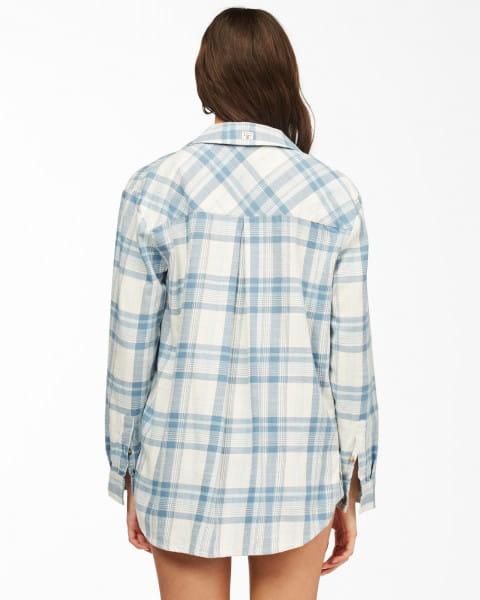 Жен./Одежда/Блузы и рубашки/Рубашки с длинным рукавом Женская рубашка с длинными рукавами East Light