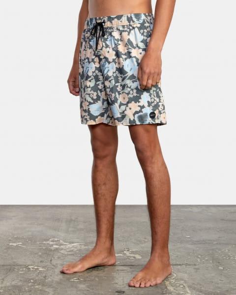 """Муж./Одежда/Плавки и шорты для плавания/Шорты для плавания Мужские эластичные шорты Barnes 17"""""""