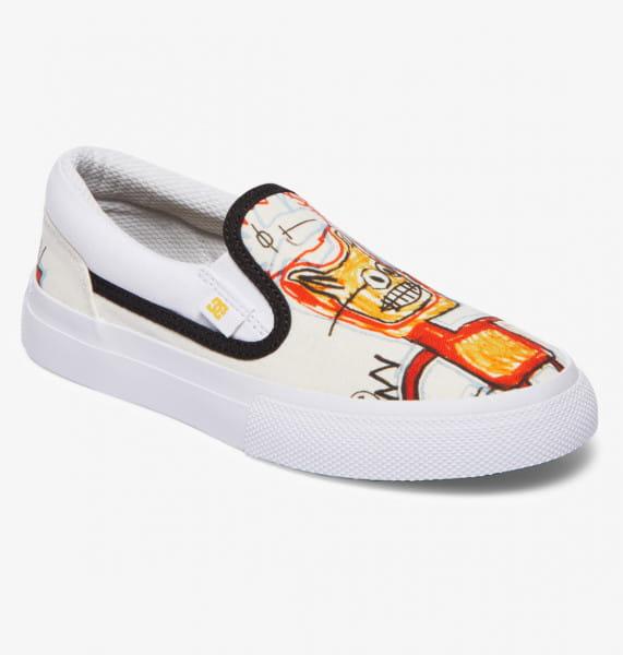 Мал./Обувь/Обувь/Кеды Детские слипоны BASQ Manual