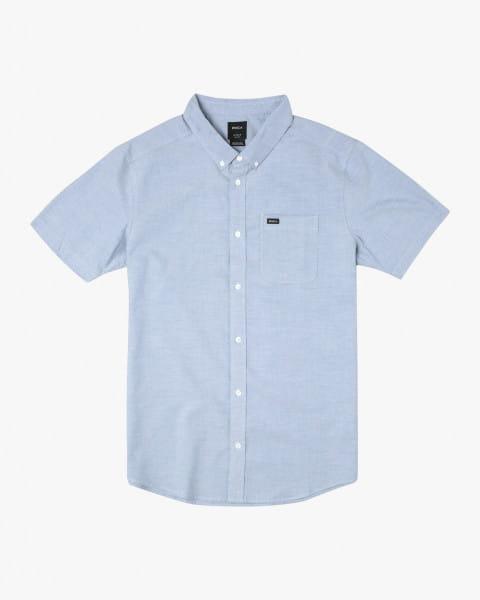 Муж./Одежда/Рубашки/Рубашки с коротким рукавом Мужская рубашка Thatll Do Stretch