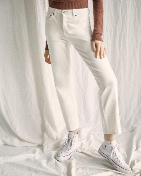 Синие женские джинсы свободного кроя camille rowe pops