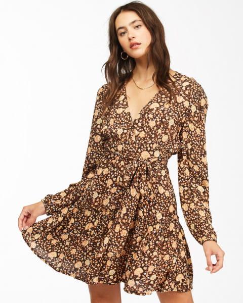 Женское платье Golden Glow