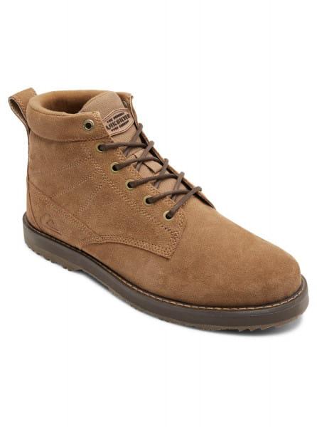 Зимние замшевые ботинки Gart
