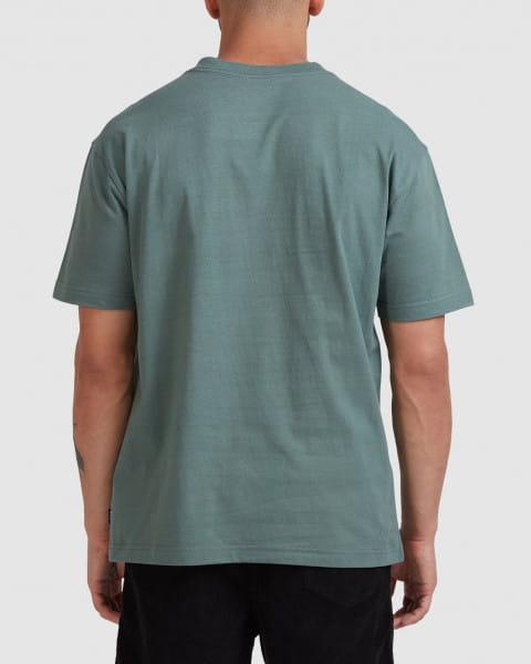 Муж./Одежда/Футболки, поло и лонгсливы/Футболки Мужская футболка Rvca Teamster