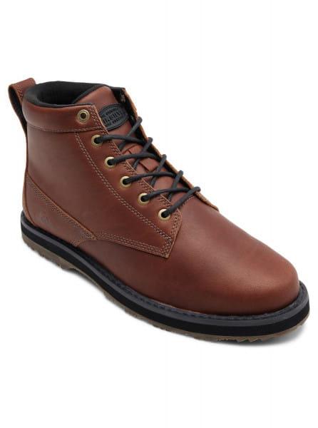 Зимние кожаные ботинки Gart