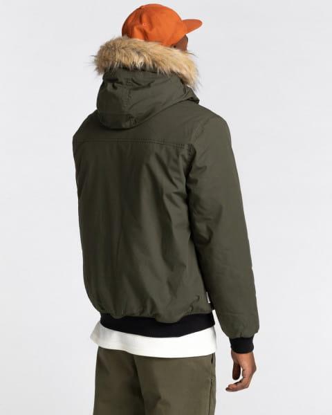 Оранжевый мужская водонепроницаемая куртка wolfeboro dulcey explorer
