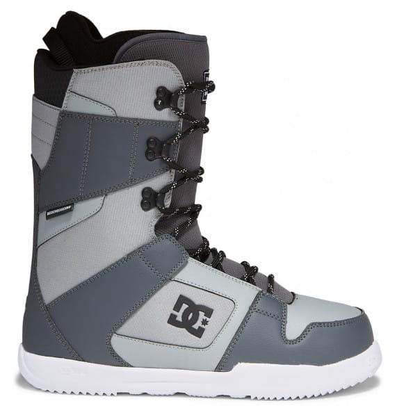 Белые сноубордические ботинки phase