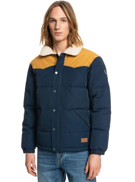 Желтый куртка the puffer